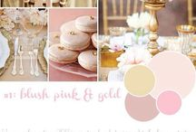 My Wedding Colour Pallet ♥ / by Julia