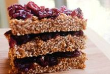 Healthy Bars! / by Hodgson Mill