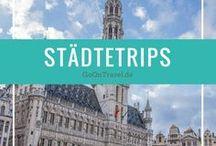 Städtetrip / Städtetrip, Städtereisen, Tipps für Städtetripps