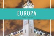 Europa | Travel Europe / Europa Reisen, Tipps für deine Europa Reise, Reiseziele Europa, Europa Urlaub