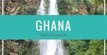 Ghana Reise | Travel Ghana / Sehenswürdigkeiten Ghana, Regionen Ghana, Tipps für Ghana, Ghana Urlaub, Ghana Reise, Travel Ghana