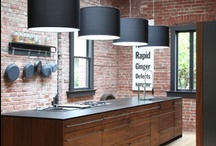 The Main Ingredient  / Kitchen designs and inspiration