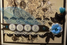 Card Crazy / Just some of the cards that I created or was inspired by / by Natasha Hensel