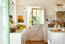 Farm house wishes. / Dreams of living in a country house look like this to me...