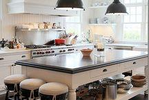 - The Chefs Emporium - / Kitchen Ideas / by Jessie Boston