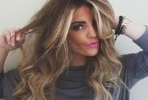 Hair/MakeUp♥ / by Jordyn Woychio