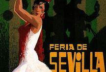 Sevilla! My birthplace. / by Victoria M.