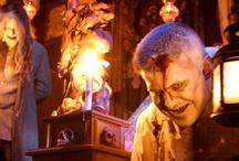 Viejo Caserón / El Viejo Caserón es una de las atracciones estrellas del Parque de Atracciones. ¡Aquí tienes las imágenes más terroríficas!