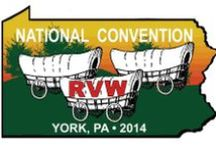 National RVW Conventions_Rallies / Conventions are held in various locations once a year.