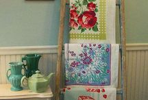 Textiles, Wallpaper, and Fabric / Vintage inspired textiles and prints are always a favorite find. Always on the look out!