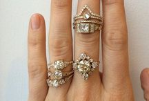 Jewels, Gold, Silver Stones / by Salty Brooklyn