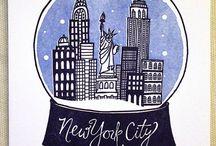 I love New York! / by Victoria M.