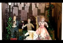 Fang-tastic Halloween  / by Dolls House Emporium