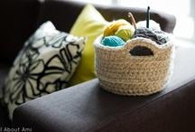 Crochet / by Kaycee Bassett