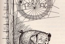 Children's Book Art / by Victoria M.