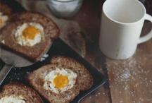 Yums | Breakfast / by Kaycee Bassett