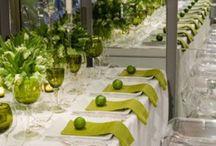 Table settings....