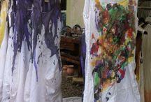 Mauro Burani artista , designer, artigiano in Canossa italy / Laboratorio artistico a Canossa nelle terre di Matilde