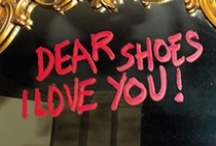 Click your heels three times!!! (SHOES!}