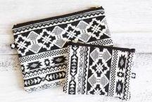Schwarz & Weiß / Black & White / Kein Kontrast ist stärker. Schwarz und Weiß zusammen sind ein klassisches, zeitloses Paar, das niemals altmodisch wirkt.