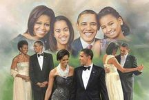 POTUS and Family / by Victoria M.
