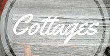 Cottages / Beautiful cottages http://www.aroundthefirepit.com