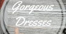 Gorgeous Dresses / beautiful dresses http://www.aroundthefirepit.com