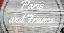 Paris and France / Love Paris and France your country charm warms my heart. http://www.aroundthefirepit.com