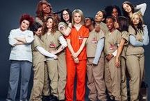 Orange is the New Black / by Rachel Roth