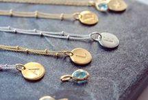 Missoma Designer Jewellery collection / Tzefira carry this amazing range of designer jewellery  - bold and colourful designs using exotic semi precious gem-stones / by Tzefira London