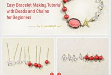 Jewellery Making Tutorials / If you love jewellery making, then join my facebook group for more fun and inspiration. https://www.facebook.com/groups/Jewellery.Artisans.Chat.Community/