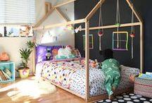 Kinderzimmer / Kids & Parenting: Child's Room / Große Freude für die Kleinen: Wir pinnen für Dich und Deine Kinder originelle und bunte Dekoideen und Einrichtungen für das Kinderzimmer.