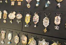 Market + Jewellery Displays