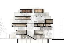 Architectural Sections + Elevations / A range of architectural sections and elevations to give inspiration and share ideas.