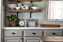Home | Kitchen / by Kaycee Bassett