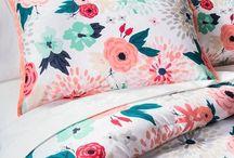 Bedding + Sheet Sets
