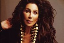 The One & Only ♥ CHER ♥ / My Idol. <3 / by ☆Moon Goddess☆