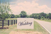 "If I Say ""I Do"" / Wedding Decor + Ideas"