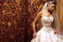 wedding dresses that Emilie pins