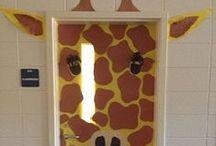 Classroom: Doors