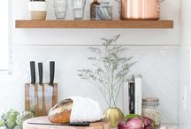 Kitchen // Eat / Interior inspiration