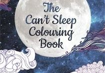 Colouring For Adults / A Wide Selection of Colouring Pages, Books & Products