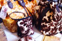 Le borse viste da Neverland /  vintage e borse dipinte accessori artistici