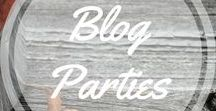Blog Parties / Featuring pins from blog parties around the globe. Email me at aroundthefireoit[at]outlook[dot]com if you are interested to be added to the board as a collaborator. Please only pin content from blog parties. Thanks