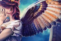 Wings & Angels