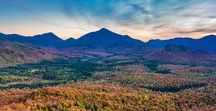 Adirondack Hiking / The Adirondacks are home to over 2,000 miles of hiking trails. Explore the 'Dacks by short day hikes, becoming a 46'er on the High Peaks, or camping trips deep into the woods.