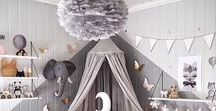 Kids Room Decor / Ideas for decorating your little's room.