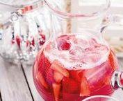 Leckere Getränke / drinks: smoothies & cocktails / Ob erfrischende Cocktails, gesunde Smoothie oder  heiße Schokolade: Hol Dir unsere DIY Getränke Rezepte.