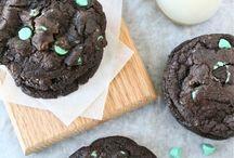 Recipes - Cookies + Macarons