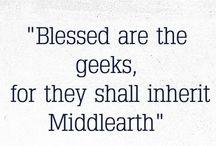 LOTR + Tolkien